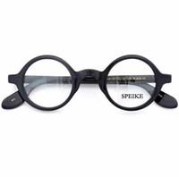 maßgeschneiderte sonnenbrillen großhandel-SPEIKE Customized New Fashion Vintage runde Brille Zolman-Sonnenbrille von hoher Qualität mit Grau / Tee / grünen Porlarized-Gläsern
