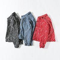 casacos para homens vintage venda por atacado-MA-1 dos homens Jaqueta Jeans Moda Designer Jaqueta Luxuoso Marca Magro Motocicleta Causal Mens Denim Casacos Hip Hop Estilo Vintage Denim Jacket