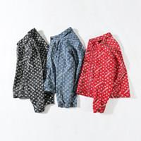 erkekler için moda ceket modası toptan satış-MA-1 erkek Denim Ceket Moda Tasarımcısı Ceket Luxuy Marka Ince Motosiklet Nedensel Erkek Denim Palto Hip Hop Vintage Stil Denim Ceket