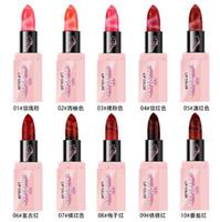 Wholesale house lipstick resale online - 2018 New CE Eunhye House Velvet Matte Lip Gloss Set Pumpkin Color Lipstick Non stick Cup Lip Glaze Makeup