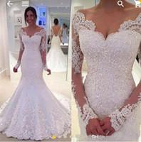 vestido longo da ocasião do casamento da luva venda por atacado-