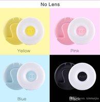 selbstbedienung für handy großhandel-Selfie Portable LED Ring füllen Licht Kamera Fotografie für iPhone Android Mobile Smart Phone