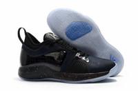 ingrosso cultura casella-(Con scatola) Spedizione gratuita PG 2 Playstation Light Up Scarpe da basket Mens Paul George Sneakers