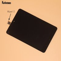 Wholesale Touch Screen Pads Replacement - kodaraeeo For Xiaomi Mi Pad 2 Mipad 2 Touch Screen Digitizer Glass+LCD Display Assembly Panel Replacement Black