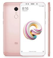 Wholesale redmi cellphones online - Original Xiaomi Redmi Plus Snapdragon Octa Core GB GB ROM Full Screen G LTE Refurbished Unlocked Phones