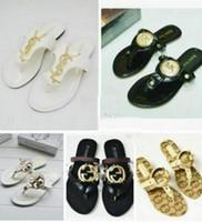 Wholesale ladies low shoes open - Summer new Fashion Women's beach shoes sandals Ladies slippers casual slippers 2018 summer Flat sandals