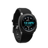 Wholesale rate data - IP68 Sports Health Smart Watch L2 Fashionable Wireless Charging Data Sync Bluetooth Call Heart Rate Sleep Monitor for Android iOS Smartphone