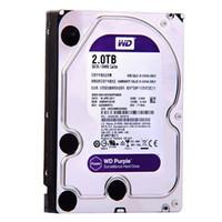 dahili disk sürücüsü toptan satış-WD20EJRX WD Mor 2 TB HDD SATA 6 Gb / s1 3.5