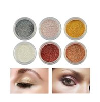 Wholesale mineral glitter for sale - Group buy 13 Colors Eye Shadow Flash Powder Super Bright Pearl Shining Bright Glitter Pigment Diamond Nude Loose Mineral Eyeshadow