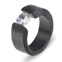 ingrosso prezzi dell'anello coreano-Prezzo all'ingrosso dei monili dell'acciaio inossidabile dell'acciaio inossidabile di titanio di apertura creativa della nuova di modo coreano