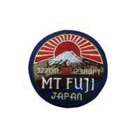ingrosso patch personalizzati-personalizzato grande bandiera americana canada usa giappone bandiera mt fuji stampa immagine paesi patch ferro per abbigliamento stile jeans