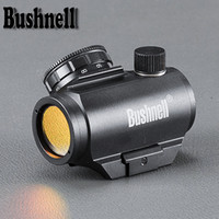 Wholesale accessories for rifles online - BUSHNELL mm Rail Riflescope Hunting x25 Optics Holographic Red Dot Sight Tactical Scope for Hunting Accessories