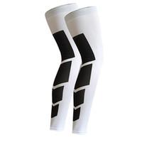 Outdoor Sports Cycling Leg Knee Long Sleeve Protector Gear Crashproof Antislip Legwarmers