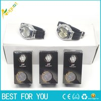 Wholesale collectible watches - New Novelty Collectible Watch Cigarette gas Lighters Watch Lighter Cigarette lighter Smoking Gas lighter With Box