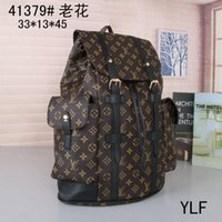 Wholesale school bags online - hot Sell New Arrival Fashion Women School Bags Hot Punk style Men Backpack designer Backpack PU Leather Lady Bags colors for pick