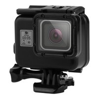 Wholesale waterproof gopro for sale - Group buy Camera Waterproof Protective Case Cover For GoPro Hero5 Hero6 with Touch Screen Back Cover Camera Protective