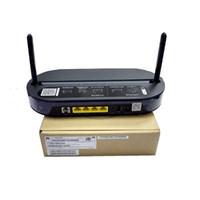 dualband vernetzung großhandel-original HUA WEI HS8145V 4GE + 1voip + Dual Band WIFI Ftth wifi Gpon ONU Kündigung glasfasernetzwerk router Englisch firmware