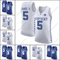 f3dbeab524c1 Custom NCAA Kentucky Wildcats College Basketball JERSEYS 5 Malik Monk 11  John Wall 12 Towns 15 DeMarcus Cousins 23 Anthony Davis