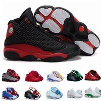 newest 0d98e 2e924 Nike Air Jordan 1 4 5 6 11 12 13 AJ13 Retro nuevos zapatos de baloncesto  para hombre zapatillas de deporte de las mujeres entrenadores deportivos  zapatillas ...