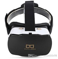 Wholesale Oculos Virtual - OP-001 VR Box Gaming 3D Glasses with Movie Oculos Realidade Virtual VR headset Anti Blue-ray for iPhone 6 7 Virtual Reality