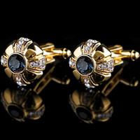 Wholesale men s cufflink shirts for sale - Group buy 2017 Hot Sale Luxurious Mens Cufflinks Gold Lawyer Cuff Links French Shirt Cuffs Men Buttons Wedding Gifts Father S Day Gifts