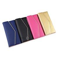 Wholesale wholesale acrylic business card holders - Baellerry Women Fashionable Party Business Detachable Cash Card Holder Clutch Bag Wallet Black