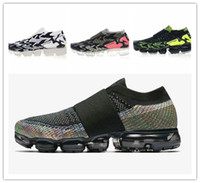 Wholesale pvc fishing - With Box New ACRONYM x Vapormax Moc 2 Belt Mens Running Shoes For Men Sneakers Women Fashion Athletic Sport ShoeWalking Outdoor Shoe