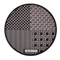ingrosso chiodi stencils d'arte-Scala Mermaid Net Stringhe Wave Nail Art Stamping Template Immagine Plate hehe005 Manicure Stencil Set per Nail Tools Stamping
