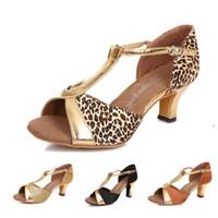 75f988b1b7455 Wholesale Leather Latin Dance Shoes - Buy Cheap Leather Latin Dance ...
