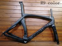 Wholesale new made bicycle for sale - Group buy 2018 NEW color Cipollini RB1K the one T1100 k k carbon fiber road frame bike racing carbon bicycle frameset made in taiwan can XDB ship