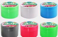 plastik havalandırma deliği toptan satış-Sıcak satış Pamuk çamur balçık PUFF SLIME plasticine DIY alay su birikintileri dekompresyon havalandırma oyuncaklar Fabrika Outlet ücretsiz