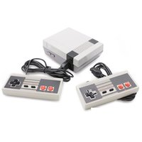 Wholesale Play Consoles - Games video game console av output retro game store 500 620 in 1 games doubl people play tv game 8bit for family handheld 2 button