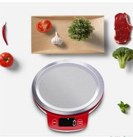 Wholesale electronic kitchen baking - Kitchen Portable Digital Scale LCD Electronic Scales Steelyard Household Baking High Precision Food Postal Balance Measuring Weight 34gs Y