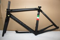 Wholesale Flag Frame - Italian flag BOB Colnago C60 frame glossy decal carbon frameset road bike Frame carbon bicycle black color design frameset high quality