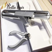 Wholesale increase length - Bella Professional Salon Equipment for Hair Treatments 6D Wig Connection Gun Increase Volume Length with Nano-Link Technolog