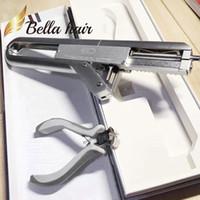 Wholesale equipment for hair salon - Bella Professional Salon Equipment for Hair Treatments 6D Wig Connection Gun Increase Volume Length with Nano-Link Technolog