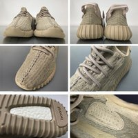 Wholesale Pirate Patches - Oxford Tan Moonrock AQ2661 Suede Patch 350 Boost v1 Turtle Dove AQ4832 Pirate Black 350 Boost Kanye West v1 Men 13 Running Shoes
