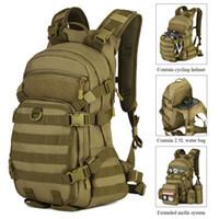 5b38422175dd 25L sport bag Assault Pack Backpack Outdoor Camping Backpack Waterproof Bag  Climbing Hiking Bag Military Rucksack Travel Mochila