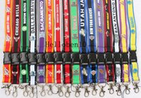 Wholesale Mobile Phone Leather Lanyard - The latest bursting! 16 basketball theme   camera mobile phone lanyard fashion, basketball enthusiasts welfare