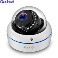 ip kamera ip66 großhandel-GADINAN H.265 / H.264 HD 3MP SONY IMX323 1080P 960P 720P IP-Kamera Onvif 2.0MP IP66 Dome Metallnetz Nachtsicht IR-Cut-Kamera