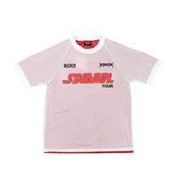 Wholesale double tour - Purpose Tour T-shirts Men Women 1:A1 High Qualit Justin Bieber Summer Style Double-sided Wear T Shirt Purpose Tour T-shirts 2018