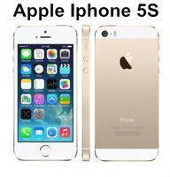 Wholesale refurbished iphone 5s 16gb for sale - Group buy Apple Iphone S Phone Original Unlocked S Support Fingerprint iOS GB RAM GB ROM refurbished phone