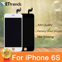 Wholesale function bars - Quality AAA LCD Display For iPhone 6S LCD Screen Assembly With 3DTouch Function No Dead Pixel DHL Free Shipping