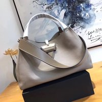 Wholesale Import Flowers - 2017 new winter style L23cm the imported first layer calfskin genuine leather with embroidery flowers beads women shoulder casual handbag