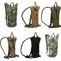 Wholesale outdoor riding backpack bicycle for sale - Group buy Outdoors Sport Camouflage Water Bag Backpack L Bicycle Riding Inner Gallbladder Packages Nylon Waterproof Bags lr X