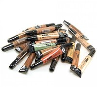 Wholesale Foundation Bb Cream - L Brand Girl Makeup Concealer 12 Colors Pro HD Liquid Foundation BB Cream Cosmetics Face Concealer