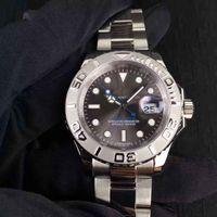 Wholesale eta mechanical movement - Mens High Quality Luxury AAA Watch GMT Noob Factory Ceramic Bezel 40mm 116710LN 116710blnr 116710 ETA 2813 Movement Automatic Mens Watch