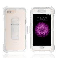 körper max groihandel-3 in 1 klar roboter case transparent ganzkörper abdeckung mit clip für iphone 11 pro max x xs max 8 7 6 plus samsung s7 edge s8 s9 plus hinweis 9 8