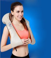 Wholesale Infrared Magnetic Therapy - Yichang kneading massage shawl cervical massage neck multifunction vehicle household electric shoulder neck waist shawl