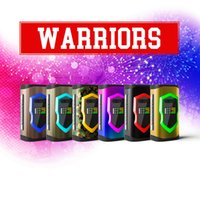 Wholesale Threaded Led Light - Authentic Laisimo Warrior 230W VW TC Box Mod 2x 18650 Or 20700 Battery LED Light Mods For Original 510 Thread Atomizers 100% Genuine